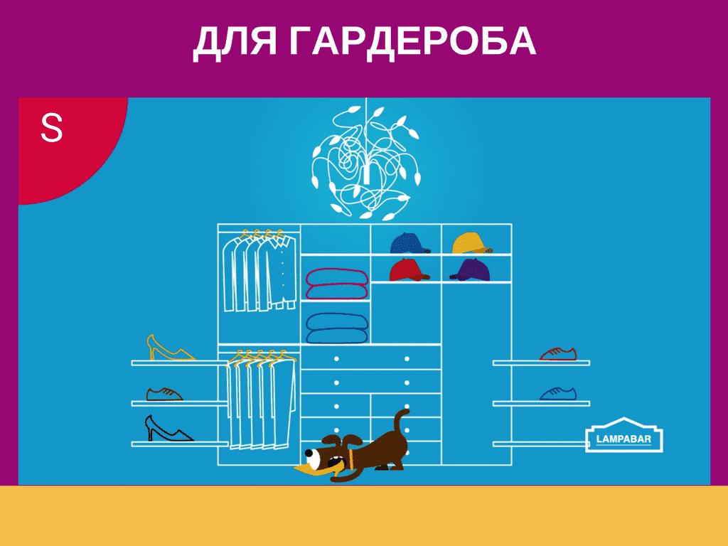 Инфографика как выбрать подвесную люстру 4