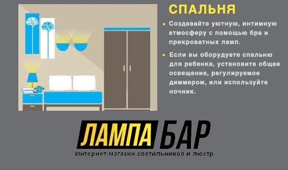 Как выбрать светильник инфографика 8