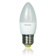 Свеча  E27  2800К  5.4W   VG4-C2E27warm5W