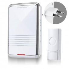 Звонок беспроводной Elektrostandard DBQ11M AC 36M IP44 белый 4690389059629