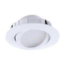 Встраиваемый светодиодный светильник Eglo Pineda 95847