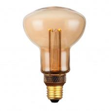 Лампа светодиодная Hiper E27 4W 1800K янтарная HL-2238