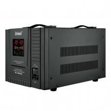 Стабилизатор напряжения (09502) Uniel 8000ВА RS-1/8000LS