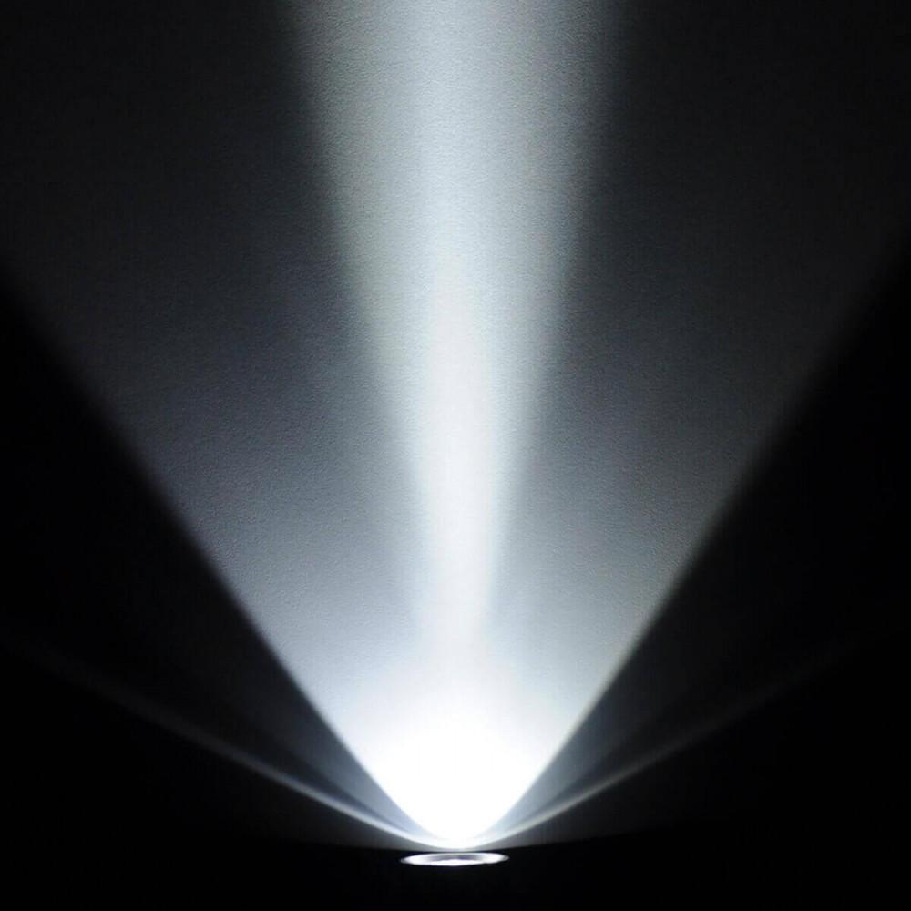 Ручной светодиодный фонарь Elektrostandard Louis от батареек 156х40 150 лм 4690389097324