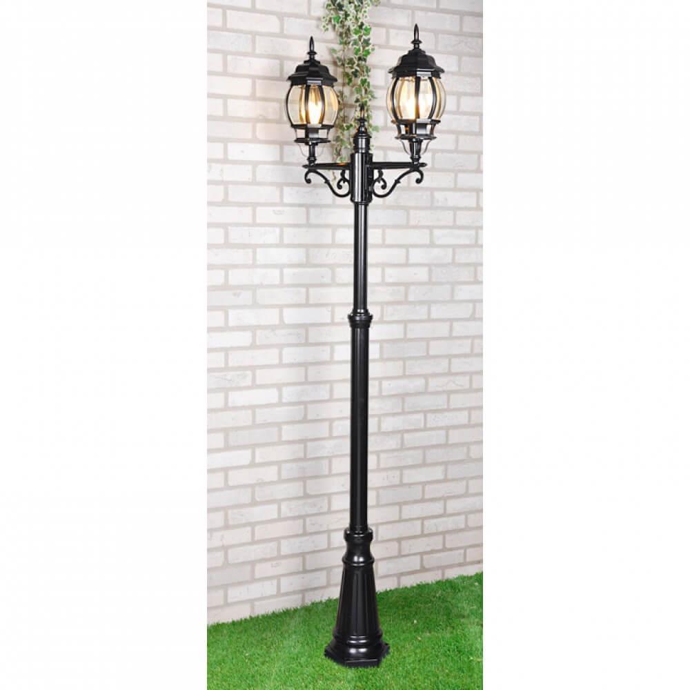 Садово-парковый светильник Elektrostandard Classic NLG99HL004 черный 4690389104497