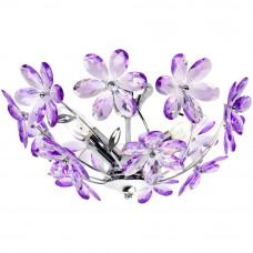 Потолочная люстра Globo Purple 5142