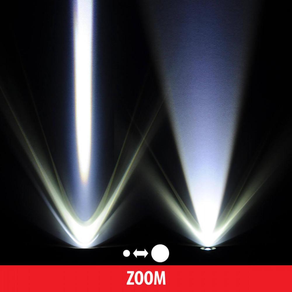 Ручной светодиодный фонарь Elektrostandard Forbisher от батареек 120х22 150 лм 4690389097584
