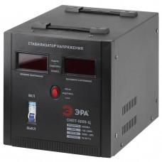 Стабилизатор напряжения ЭРА СНПТ-5000-Ц Б0020162