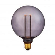 Лампа светодиодная Hiper E27 3W 1800K дымчатая HL-2234