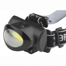 Налобный светодиодный фонарь ЭРА от батареек 150 лм GB-601 Б0027818