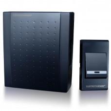 Звонок электромеханический Elektrostandard DBQ16 WM 1M IP44 черный 4690389062049