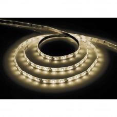 Светодиодная влагозащищенная лента Feron 4,8W/m 60LED/m 2835SMD теплый белый 5M LS604 27640