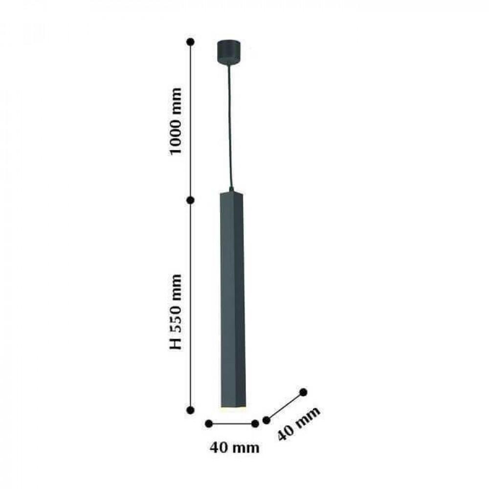 Подвесной светодиодный светильник Favourite Somnium 2243-1P