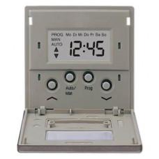 Накладка жалюзийного выключателя Стандарт с таймером Jung LS 990 антрацит AL5232STAN