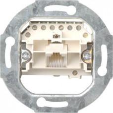 Розетка компьютерная ISDN Gira System 55 3 кат 017900