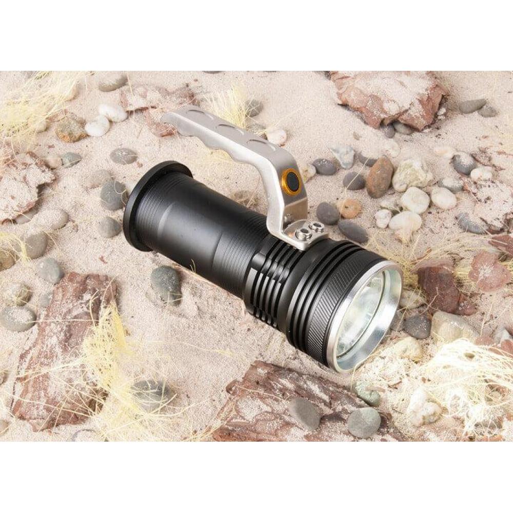 Ручной светодиодный фонарь Elektrostandard Agent аккумуляторный 153х66 300 лм 4690389049217
