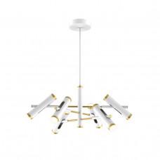 Подвесная светодиодная люстра Favourite Duplex 2323-12P