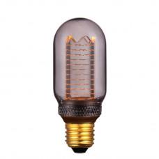 Лампа светодиодная Hiper E27 4W 1800K дымчатая HL-2225