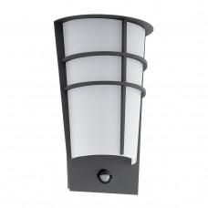 Уличный настенный светодиодный светильник Eglo Breganzo 1 96018