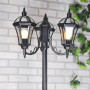 Садово-парковый светильник Elektrostandard Capella 4690389012273