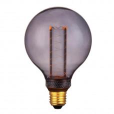 Лампа светодиодная Hiper E27 4W 1800K дымчатая HL-2230