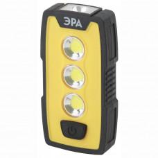 Ручной светодиодный фонарь ЭРА Практик от батареек 300 лм RB-802 Б0029180