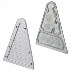 Набор из 2 заглушек для профиля Arlight ALU-TRIA-L 018260