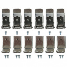 Набор из 12 креплений для встраивания светильника Arlight Fx6 FX6 (для панелей Im-1200)