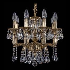 Подвесная люстра Bohemia Ivele Crystal 1704 1704/8/UP125IV/A/GB