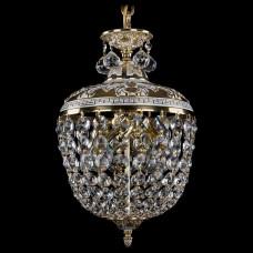 Подвесной светильник Bohemia Ivele Crystal 1777 1777/25IT/GW