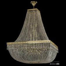 Светильник на штанге Bohemia Ivele Crystal 1901 19012/H2/80IV G