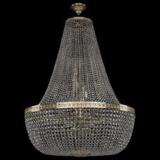Люстра на штанге Bohemia Ivele Crystal 1911 19111/H2/90IV G