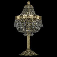 Настольная лампа декоративная Bohemia Ivele Crystal 1927 19271L6/H/20IV G
