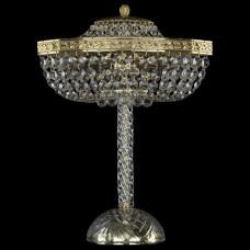 Настольная лампа декоративная Bohemia Ivele Crystal 1928 19283L4/35IV G