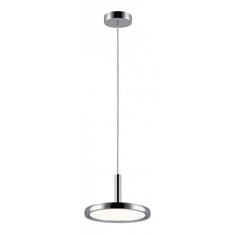 Подвесной светильник TECHNO SP1M CHROME Crystal Lux