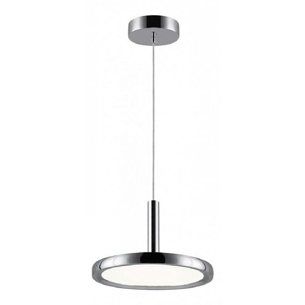 Подвесной светильник TECHNO SP1G CHROME Crystal Lux