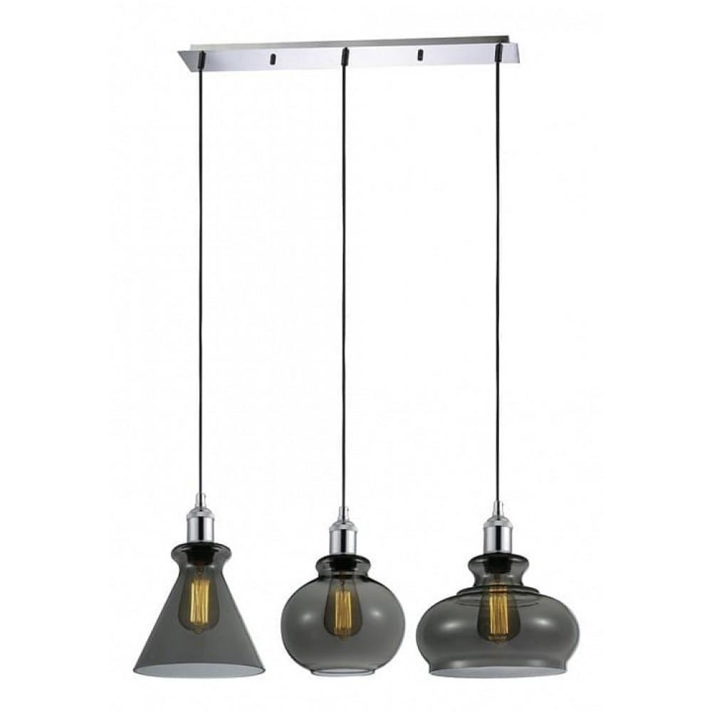 Подвесной светильник TRE SP3 L SMOKE Crystal Lux