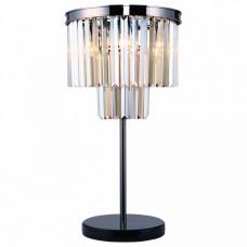 Настольная лампа декоративная Nova cognac 3002/06 TL-3