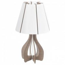 Настольная лампа декоративная Cossano 94954