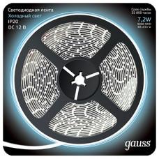 Лента светодиодная Gauss Gauss 312000307