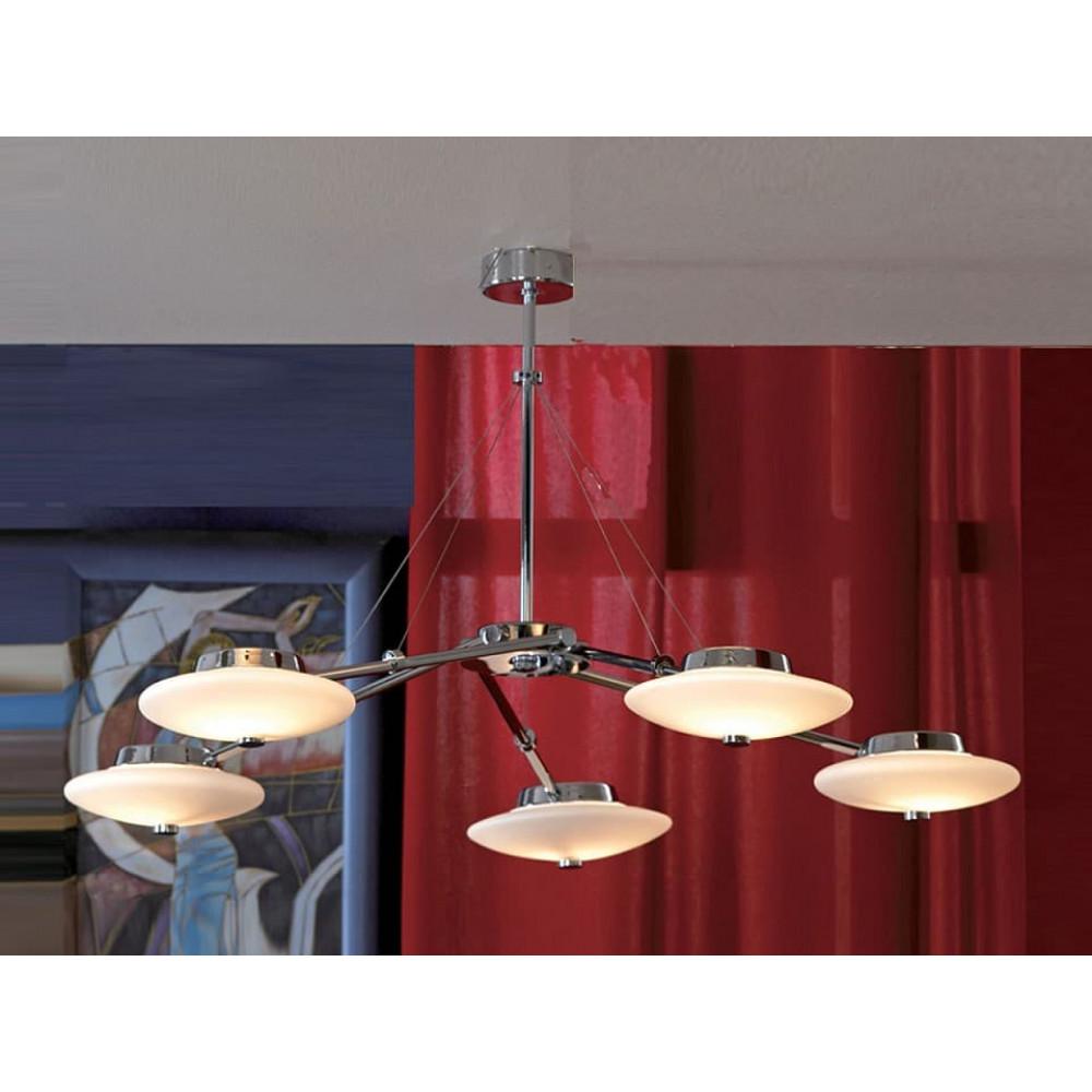 Подвесной светильник Tevere LSL-6093-05 Lussole