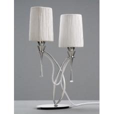 Настольная лампа декоративная Siena 1314 Mantra