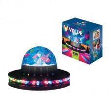 Светильник-прожектор светодиодный ULI-Q305 3,5W/RGB BLACK