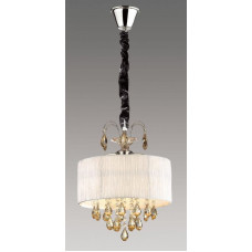 Люстра хрустальная Crystal Lamp P8191B-3L