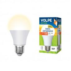Лампа светодиодная LED-A60-11W/WW/E27/FR/O